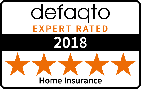 Our Home Insurance has received a 5 Star Defaqto rating for the sixth year in a row
