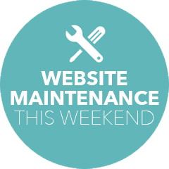 Maintenance This Weekend